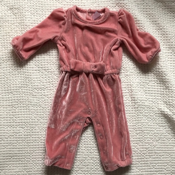 Carter's Other - Carters pink girls romper